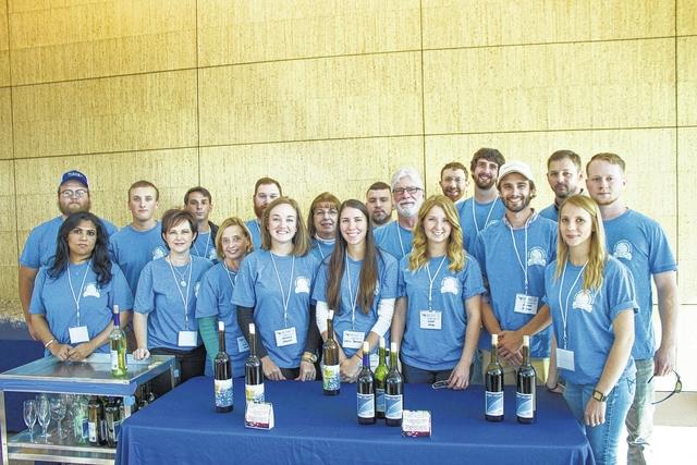 SCC hosts fifth annual wine symposium