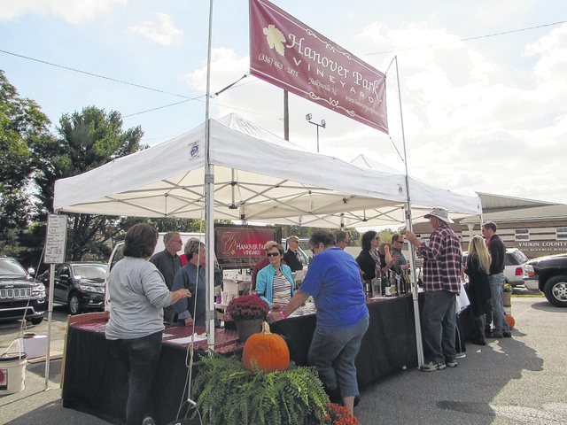 14th annual Grape Fest slated for Oct. 21