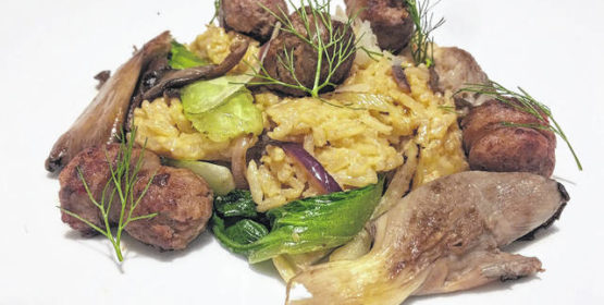 Hurst's Italian Risotto