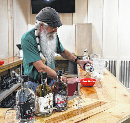 Wine trails offer variety in transportation, tastes