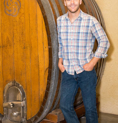 For Brown, winemaking comes full circle